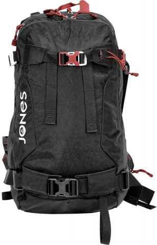 Jones Backpack 30L Removable Air System Demo