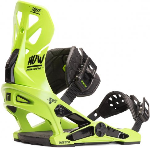 NOW Select Pro 2019-2020 Snowboard Binding